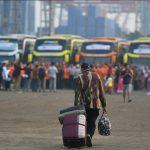 Partisipasi TPK Koja bagi Pemudik Gratis Tujuan Jogjakarta