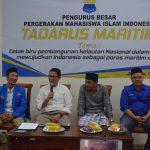 Tadarus Maritim Ala PMII, Memmbangun Cetak Biru Kelautan Nasional