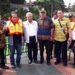 Tanggapi Sisi Keselamatan Pelayaran Danau Toba, BKI Serahkan Bantuan 350 Lifejacket