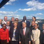 Pada Pertemuan Tingkat Tinggi Oslo, Menteri Susi dan PM Norwegia Bahas Ekonomi Kelautan
