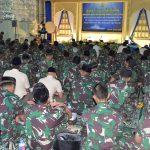 Jalin Silaturahmi Antar Prajurit, Kolinlamil Gelar Buka Puasa Bersama di KRI Banda Aceh-593
