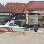 Dukung Kelancaran Arus Mudik, Dirjen Hubla Siagakan Dua Kapal Patroli KPLP di Teluk Jakarta