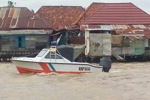 Kapal patroli KPLP KNP 50045.