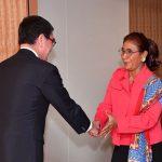Temui Menlu Jepang, Menteri Susi Dorong Penghapusan Tarif Bea Masuk lewat IJEPA