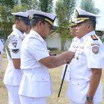 Kolonel laut (P) Setiyo Widodo Jabat Komandan Pusdikintelmar Kodiklatal