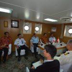Bakamla RI Pererat Hubungan Kerjasama Dengan Japan Coast Guard