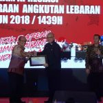 PELNI Raih Penghargaan Menteri Perhubungan