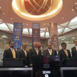 IKT Tbk Resmi Melantai di Pencatatan Perdana BEI