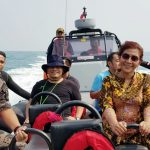 Sambut Hari Mangrove Sedunia, Menteri Susi Kunjungi Pulau Pari