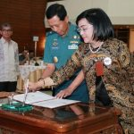 TNI AL Gandeng BNI Salurkan Gaji Prajurit Secara Non Tunai
