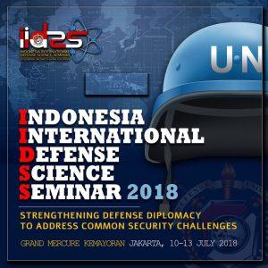 Pengumuman IIDSS 2018.