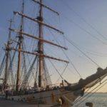 Selain Kirab Obor Asean Games, KRI Dewaruci Akan Menggelar Open Ship di Makasar