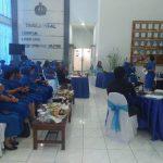 Dukung HUT ke-72 Jalasenastri, Satlinlamil Surabaya Fasilitasi Lomba MC