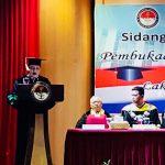 Rektor Unhan: Pengukuhan Guru Besar Ilmu Pertahanan Merupakan Prestasi Unhan