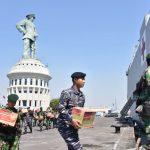 Tanggap Bencana, Kapal Rumah Sakit KRI dr. Soeharso-990 Diterjunkan ke Lombok