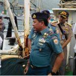 Lanal Tarempa Tangkap Kapal Ikan Tanpa Dokumen