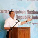 Menko Maritim Luncurkan Data Rujukan Wilayah Kelautan Indonesia