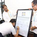 Tekad IKT Tbk Tanpa aksi Gratifikasi, Korupsi dan Pungli