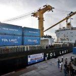 Strategi Penguatan Transportasi Laut, Pemerintah Disarankan Perkuat Program Tol Laut dan Penerapan NLE