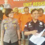 Polsek Sunda Kelapa Ungkap Penggelapan Dump Truck senilai Rp 756 Juta