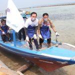 Atasi Pencemaran Laut Kepulauan Seribu, Akzonobel dan Greeneration Foundation Gelar #OperasiTangkapPlastik
