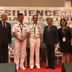 Danseskoal Sampaikan Gagasan Ketahanan Maritim ASEAN di Filipina