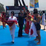 Raih Medali Emas Asian Games, Prajurit Kolinlamil Harumkan Nama Bangsa dan Negara