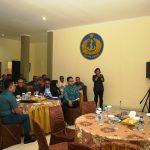 Rangkul Stakeholder Kemaritiman Tanah Air, Pusjianmar Seskoal Gelar Coffee Morning