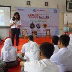 Pelindo 1 Goes to School Hadir di SMAN 7 Medan