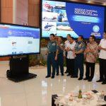 Misi Menjadi Pusat Rujukan Pengembangan Kebijakan Strategis, Pusjianmar Seskoal Luncurkan Jurnal Maritim Indonesia Daring