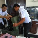 """Bakamla RI di Ambon Serukan """"Ayo Inventarisasi BMN 2018"""""""