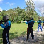 Direktorat Latihan Bakamla RI Gelar Latihan Menembak di Ambon