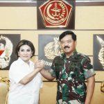 INSA Audience dengan Panglima TNI untuk Solusi Penegakan Hukum di Laut