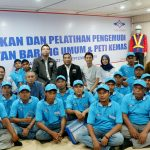 Pengemudi Truk DMR Asah Skill Lewat Program Aptrindo Jakarta