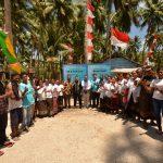 Berdayakan Masyarakat Pesisir, DFW dan INPEX Sinergi Kembangkan Budidaya Rumput Laut di Saumlaki