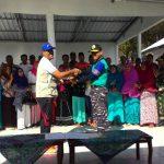 Bhakti TNI AL, Satgas Operasi Bhakti TNI AL SBJ-67/2018 Rampungkan Pembangunan Fasilitas Umum