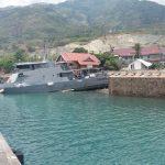 Pangkalan TNI AL Palu Rusak Parah Diterjang Gempa dan Tsunami
