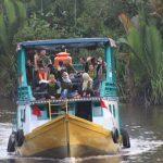 Press Tour Ditjen Hubla Kunjungi Taman Nasional Tanjung Puting
