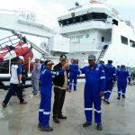 KN Yefyus angkut Berthing Facility untuk TBBM Donggala