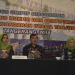 Syahbandar Utama Tanjung Priok Gelar FGD Keselamatan Pelayaran