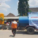 UPP Kelas III Brondong Salurkan 30.000 Liter Air Bersih