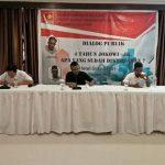 Relawan Pena Maritim Jokowi-Ma'ruf Dorong Pemerintah Kembali ke Ekonomi Pancasila