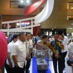 Kembali Hadir di Indo Defense, Menhan Lirik Kapal Rumah Sakit Produksi PT. PAL