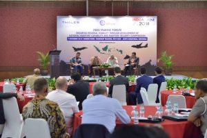Sesi ketiga Seminar Internasional Indo Marine.