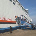 Pelabuhan Tanjung Emas Terapkan Sistem Boarding Pass Layaknya Bandara