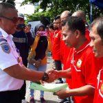 Kampanye Keselamatan Pelayaran dan 200 Life Jacket di Pelabuhan Sorong