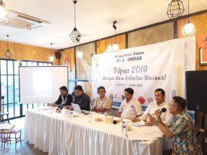 """ialog Akhir Tahun yang mengangkat tema """"Pilpres 2019 dan Harapan Baru Kelautan Nasional"""" di Bangi Kopi Pasar Minggu, Jakarta Selatan, Sabtu (15/12)."""
