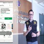 Aplikasi Safety Alert dan Kondisi Emergency, Inovasi KSOP Banjarmasin