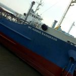 Kapal MT Namse Bangdzhod Hilang Jejak