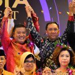 Pelabuhan Boom Baru Raih Award di Medan